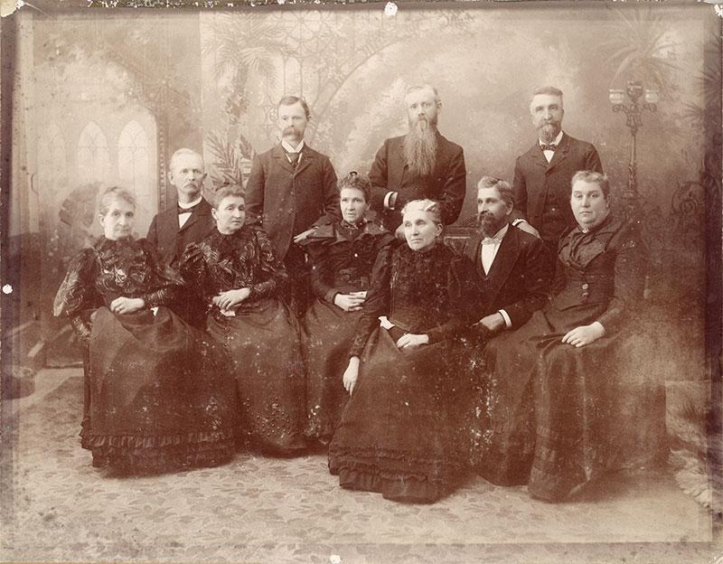 John Hough 1st Mi Em All Michigan Civil War