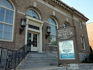 Monroe Country Historical Musuem. Image ©2015 Look Around You Ventures, LLC.